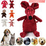 Dog Puppy Chew Toy Squeaker Squeaky Plush Play Sound Teeth Toys Pet Accessories