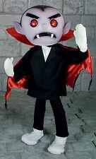 HUGE Halloween Standing Vampire Boy Professional Display PROP DECORATION