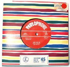 SP / 45 tours THE BEATLES - Love me do  ***collector*** 50 ème Anniversaire