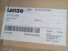 LENZE ECSZZ020X4B  RFI FILTER