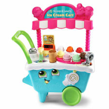 LeapFrog Scoop and Learn Ice Cream Cart Kids Toy Learning Interactive Music New