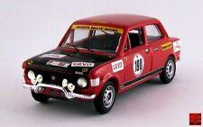 FIAT 128 RALLY GR.1 S. Martino Castrozza 1972 1/43  Bettega / Brigantini RIO4240
