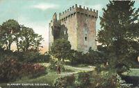 Lovely Rare Vintage Postcard - Blarney Castle, Co. Cork - Ireland Unposted.