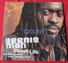 Vinyles maxis reggae ragga