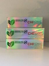 CHI ionic hair color, ammonia free, WITHOUT PPD 3oz color para cabello