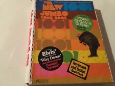 """""""NEW JUMBO SONGBOOK"""" 1001 SONGS- INCLUDING ELVIS LATEST RECORDING  """"WAY DOWN"""""""