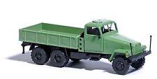 Busch 51500 ESCALA H0 TRANSPORTER IFA G5 verde # NUEVO