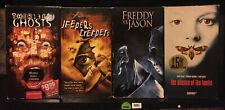 New listing Vhs Lot Horror Freddy vs. Jason 13 ghosts jeepers creepers 2000s 90s