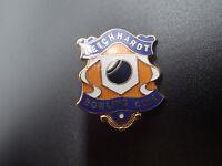 Leichhardt Bowling Club Vintage Souvenir Badge Pin