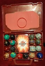 Bakugan Battle Brawlers Lot Of 18 With Cards
