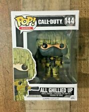Funko POP! Call of Duty All Ghillied Up 144 VAULTED