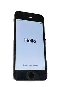 Apple iPhone 5s - 16GB - Space Gray (AT&T) A1533