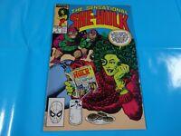 vtg savage sensational she hulk #2 Marvel Comic book 1st print