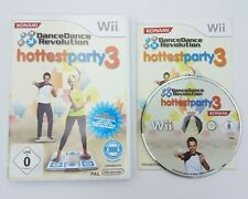 Dance Dance Revolution Hottest Party 3 - GERMAN (plays in English) - Wii / Wii U