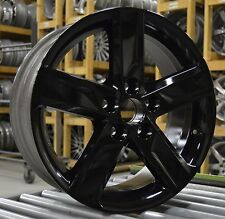 "17"" Toyota Camry 2012 2013 2014 Factory OEM Rim Wheel 69604 Gloss Black Set"