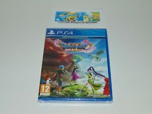Dragon Quest XI Edition of Light   Sony PlayStation 4 PS4   PAL   New & Sealed