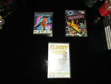 Lot of 3 games for msx