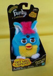 Vintage Original Hasbro Talking Furby Buddies 1999 In Original Box NIB