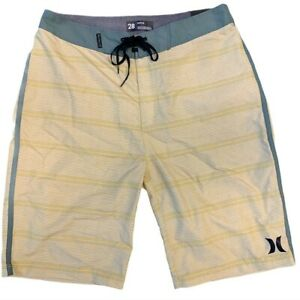 "Hurley Men's Shoreside 21"" Boardshorts - Yellow"
