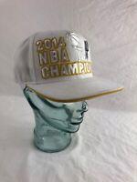 San Antonio Spurs 2014 NBA Champions Adidas Locker Room Snapback Hat Cap