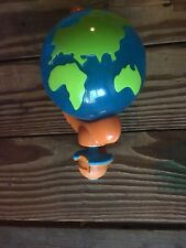 Evenflo Exersaucer Replacement Toy Part Rattle World Explorer Spinning Globe Fun