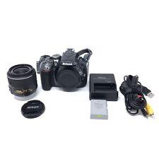 Nikon D D5300 24.2MP Digital SLR Camera (Kit w/ AF-S 18-55mm VR II Lens) - 2734