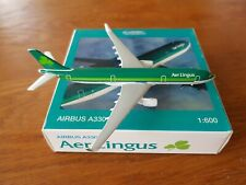 Schabak 1:600 Aer Lingus Airbus A330 OVP Flugzeugmodell