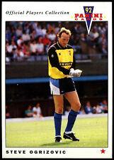 Steve Ogrizovic Coventry City #42 Panini Football 1992 Card (C358)