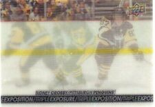 2017-18 Upper Deck Tim Horton's Triple Exposure TE-1 Sidney Crosby