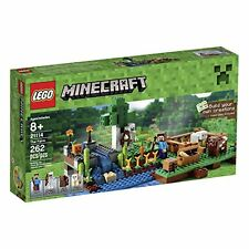 NEW LEGO Minecraft 21114 The Farm FREE SHIPPING