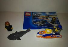 LEGO City Surfer Rescue (60011)(Retired 2013)( Rare)Near Complete