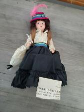 "6"" Antique Composite Doll"