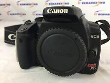 Canon EOS Rebel XTi Digital - No Lense DS126151- Reset -