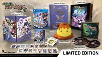 Super Neptunia RPG Limited Edition PS4 Collector's + Steelbook 2019 USA