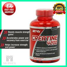 Creatine 4200 Supplement, Supports Muscles Pre Post Workout , 240 Capsules