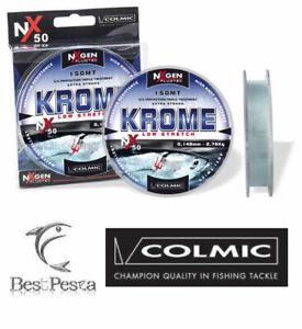 Filo COLMIC KROME 300mt 0,30