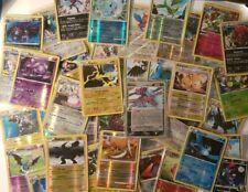 Lotto 100 carte pokemon vintage holo rare reverse charizard sleeve energy psa 10