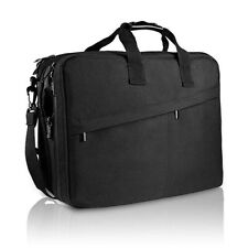 Laptop Bag Business Briefcase 15.6in, Large Expandable Compartment & Removable