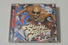 SLEEPY BROWN - MR BROWN CD 2006 (Outkast Big Boi Pharrell Williams)