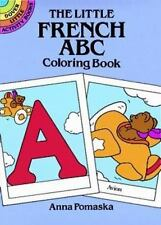 NEW - The Little French ABC Coloring Book (Dover Little Activity Books)