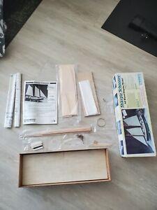 The Sharpie Schooner Model Kit 968