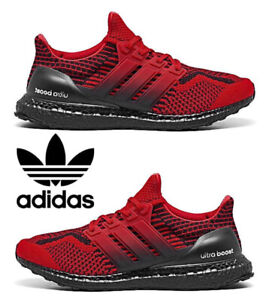 Adidas X NASA Ultraboost 5.0 DNA Running Shoes Men's Casual Sneakers Sport Red