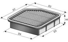 PURFLUX Filtro de aire para LEXUS IS GS A1507
