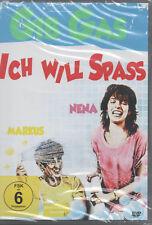 Gib Gas Ich Will Spass DVD NEU Nena Markus Neue Deutsche Welle Kultfilm