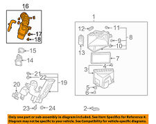 NISSAN OEM-Air Intake Duct 165764W00A