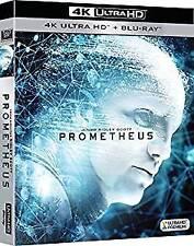 PROMETHEUS  4K ULTRA HD+BLU RAY   BLUE-RAY FANTASCIENZA