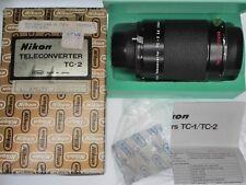 Nikon F TC-2 Converter  #175879 ......... MINT w/Box