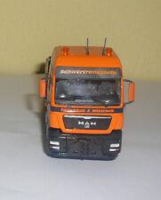 MAN - TGX XXL SLT -  Titschkus & Wittrock 70002/07 Conrad 1309 Maß 1:50