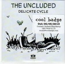 (EE716) The Uncluded, Delicate Cycle - 2013 DJ CD
