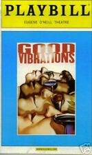 GOOD VIBRATIONS Color Playbill - Jessica Snow Wilson